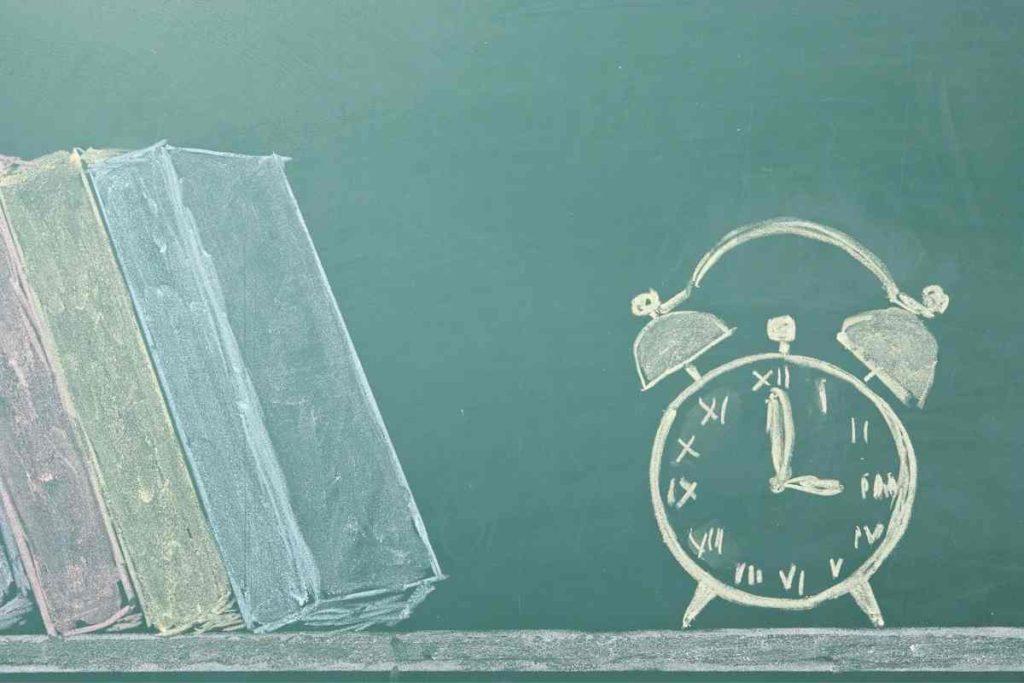 検定に合格するまでの目安時間