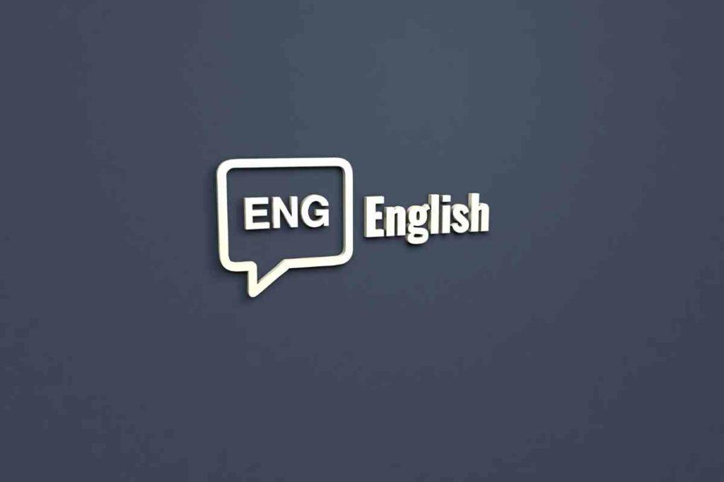 英語表示もできる